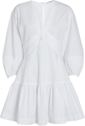 Derek Lam 10 Crosby Talia Twisted Mini Dress