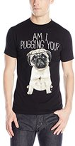 Goodie Two Sleeves Men's Am I Pugging You T-Shirt