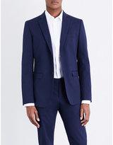 Pal Zileri Regular-fit Cotton-poplin Jacket