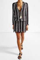 Cool Change Printed Tunic with Tassels