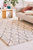 Urban Outfitters Jonas Patterned Shag Rug