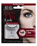 Ardell Press On Lash Self-Adhesive - 105 Black by