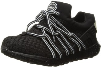 Bernie Mev. Unisex-Kids Runner Lace K Sneaker