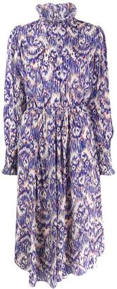 Etoile Isabel Marant patterned Yescott dress
