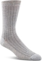 Cole Haan Geo Pattern Dress Socks