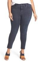 Melissa McCarthy Plus Size Women's Pencil Leg Jeans