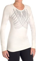 SnowAngel Snow Angel Veluxe Galaxy Base Layer Top - Long Sleeve (For Women)