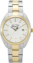 Original Penguin Men's OP3030GD Rex Quartz Analog Gold Tone Bezel Watch