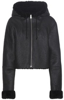 Yeezy Leather coat (SEASON 3)