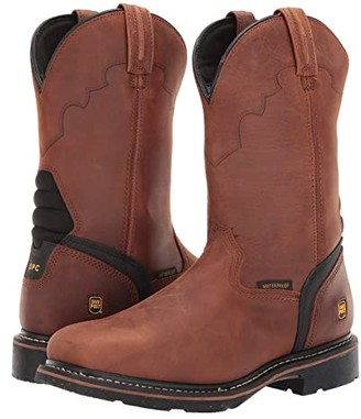Dan Post Lubbock Waterproof Steel Toe (Copper) Cowboy Boots