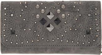Frye & co. Leather Deco Wallet - Phoenix