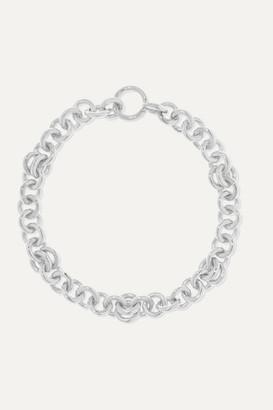 Spinelli Kilcollin Serpens Sterling Silver Bracelet - one size