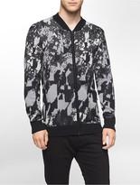 Calvin Klein One Jacquard Camo Sweater