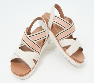 Aerosoles Cross-Strap Sandals - Kings Park
