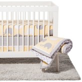 NoJo Crib Bedding Set 8pc - Elephant Dream