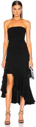 Cinq à Sept Gramercy Dress in Black | FWRD