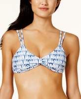 Jessica Simpson Tie-Dyed Bikini Top