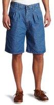 Wrangler Men's Relaxed Fit Angler Shorts