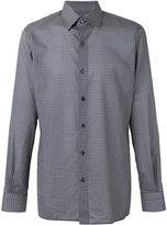 Tom Ford circular print classic shirt - men - Cotton - 41