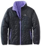 L.L. Bean Girls Mountain Bound Reversible Jacket