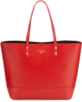 Cole Haan Beckett Leather Tote Bag, Fiery Red
