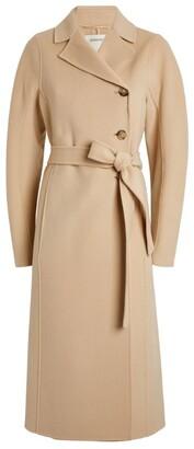 Sportmax Virgin Wool Cavour Coat