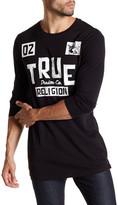 True Religion TR Ready Long Sleeve Tee