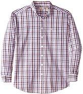 Dockers Big-Tall Long Sleeve Button Down Collar Shirt