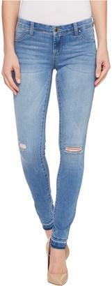 Blank NYC Women's Denim Spray On Skinny Jeans in Puppy Love