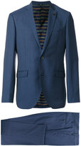 Etro two piece suit - men - Polyester/Acetate/Cupro/Wool - 50