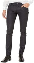 John Varvatos Collection Extra Dark Chelsea Fit Jeans with D-Ring in Indigo J295V4 (Indigo) Men's Jeans