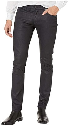 John Varvatos Collection Extra Dark Chelsea Fit Jeans with D-Ring in Indigo J295V4 (Indigo) Men's Jeans