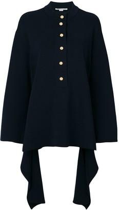 Stella McCartney Knit Buttoned Top