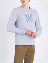 A.P.C. Grand Aigle cotton-jersey sweatshirt