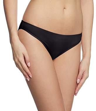 Calida Women's Slip Sensitive Plain Boxer Briefs,Small