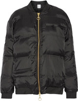 P.E Nation - Reign Man Quilted Shell Jacket - Black