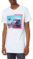Topman Men's Void Longline T-Shirt