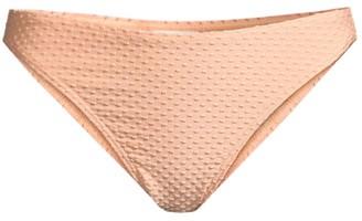 Peony Swimwear Soiree Textured Bikini Bottom