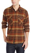 Brixton Men's Weldon Long Sleeve Flannel