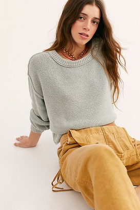Free People Inside Out Pullover