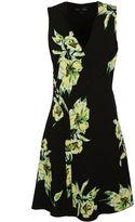 Proenza Schouler Floral Print Dress