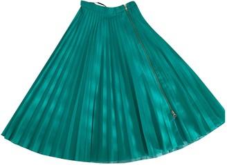Antipodium Green Skirt for Women