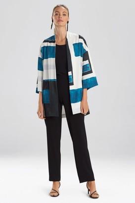 Natori Art Moderna Kimono Topper