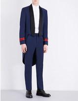 Vivienne Westwood Sim-fit wool tailcoat