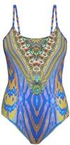 Camilla Meltemi Breeze embellished swimsuit