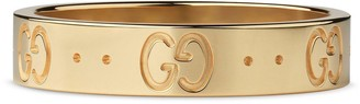 Gucci Icon thin 18k ring
