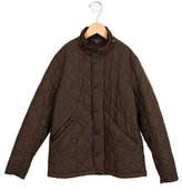 Barbour Boys' Quilted Jacket