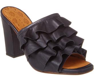 Chie Mihara Aikiki Leather Sandal