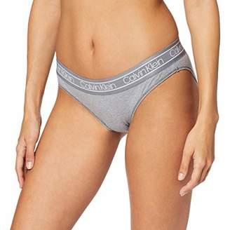 Calvin Klein Women's Bikini Thong,8 (Manufacturer size: )