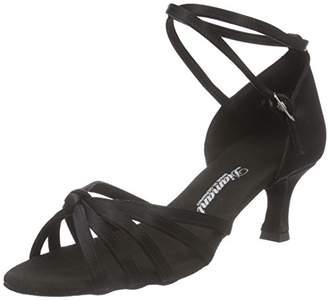 Diamant Women's Damen Latein Tanzschuhe 109-077-091 Ballroom Dance Shoes